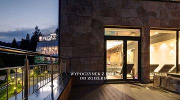 Hotel Pegaz. Strony wykonane przez SIRADJE - www.hotelpegaz.eu