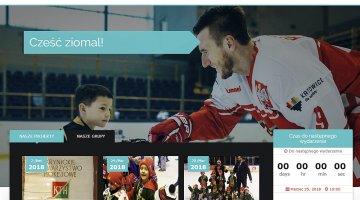 KTH KM Klub hokejowy  - Strony wykonane przez SIRADJE